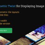 Download Free Isometric Image Tiles Shortcode v1.6.1