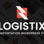 Download Free Logistix v1.2 – Responsive Transportation WordPress Theme