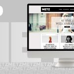 Download Free Metz v6.0 - A Fashioned Editorial Magazine Theme