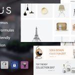 Download Free Modus v1.4.4 - Modern Furniture WooCommerce Theme