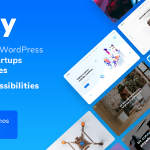 Download Free Pixxy v1.0.2 - App, Software & SaaS Startup WordPress