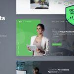 Download Free Revirta v1.2 - Virtual Assistant WordPress Theme