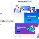 Download Free Seocify v1.1.3 - SEO And Digital Marketing Agency