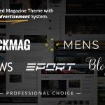Download Free Shockmag v1.2.4 - Ad Optimized Magazine WordPress Theme