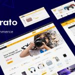 Download Free Sinrato v1.0 - Electronics Theme for WooCommerce