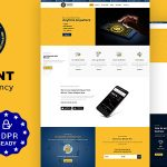 Download Free Tradent v1.3 - Bitcoin, Cryptocurrency Theme