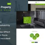 Download Free Tyche Properties v2.0 - Single Property Real Estate