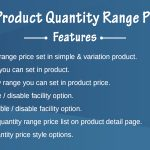 Download Free Woo Product Quantity Range Price v1.1.0