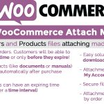 Download Free WooCommerce Attach Me! v1.5.6