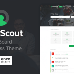 Download Free WorkScout v1.5.11 - Job Board WordPress Theme