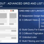 Download Free Advance Post Grid/List with custom filtering for VC v3.9