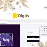 Download Free Digits v6.3.1 - WordPress Mobile Number Signup and Login
