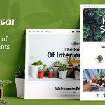 Download Free Edge Decor v1.0.1 - A Modern Gardening & Landscaping Theme