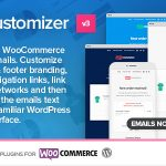 Download Free Email Customizer for WooCommerce v3.23
