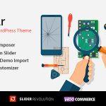 Download Free Fixar v1.2.3 - Phone & Computer Repair Theme
