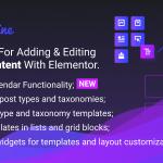 Download Free JetEngine v1.2.5 - Adding & Editing Dynamic Content