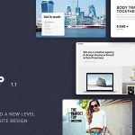 Download Free LEVELUP v1.1.34 - Responsive Creative Multipurpose Theme