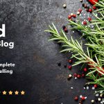 Download Free Neptune v6.3.2 - Theme for Food Recipe Bloggers & Chefs