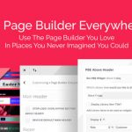 Download Free Page Builder Everywhere v3.1.1