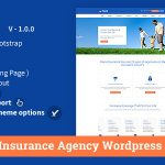 Download Free Peace v2.5.5 - Insurance Agency WordPress Theme