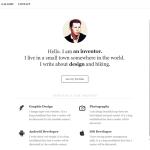 Download Free Readme v1.4.3 - A Readable WordPress Theme