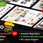Download Free Revo v3.4.1 - Multi-purpose WooCommerce WordPress Theme