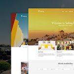 Download Free Sailing v3.1 - Hotel WordPress Theme