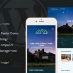 Download Free Space Home v2.1.2 - Real Estate WordPress Theme