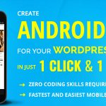 Download Free Wapppress v3.0.19 - Builds Android Mobile App for Any WP