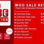 Download Free Woo Sale Revolution v3.0.1 - Flash Sale+Dynamic Discounts