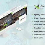 Download Free Acumec v1.1 - Business Multipurpose WordPress Theme