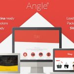 Download Free Angle v1.18.10 - Flat Responsive Bootstrap MultiPurpose Theme