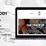 Download Free Asia Garden v1.1.1 - Asian Food Restaurant WordPress Theme