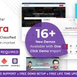 Download Free Classiera v4.0.5 - Classified Ads WordPress Theme