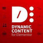 Download Free Dynamic Content for Elementor v1.2.1.1
