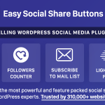 Download Free Easy Social Share Buttons for WordPress v6.1.1