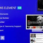 Download Free Epic News Elements v2.2.0