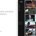 Download Free Eunice v1.6 - Photography Portfolio WordPress Theme