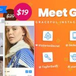 Download Free Instagram Feed Gallery - Grace for WordPress v1.1.9