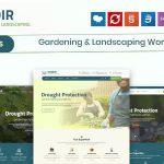 Download Free Khidir v1.0 - Gardening & Landscaping WordPress Theme