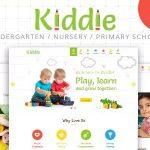 Download Free Kiddie v4.0 - Kindergarten and Preschool WordPress Theme
