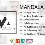 Download Free Mandala v1.9.1 - Responsive Ecommerce WordPress Theme