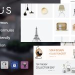 Download Free Modus v1.4.8 – Modern Furniture WooCommerce Theme