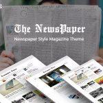 Download Free NewsPaper v4.0 - News & Magazine WordPress Theme