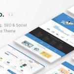 Download Free Nuovo v1.2 - Social Media, Digital Marketing Agency