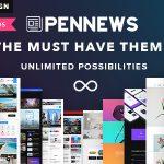 Download Free PenNews v6.5 - News/ Magazine/ Business/ Portfolio