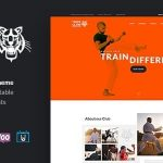 Download Free Tiger Claw v1.1 - Martial Arts School and Fitness Center