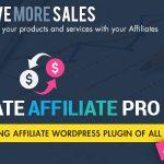 Download Free Ultimate Affiliate Pro WordPress Plugin v5.0