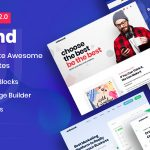 Download Free Unbound v2.0.2 – Business Agency Multipurpose Theme