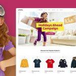 Download Free Uneno v1.0.4 - Kids Clothing & Toys Store WooCommerce Theme